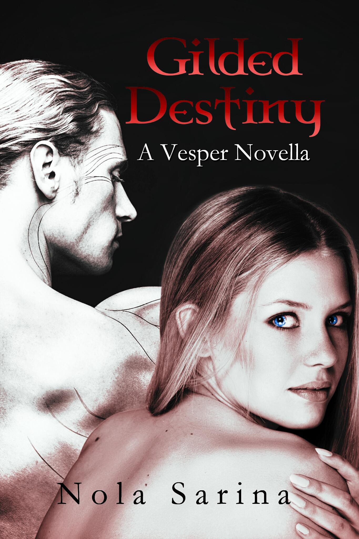 Gilded Destiny cover
